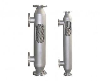 螺旋螺纹管式换热器